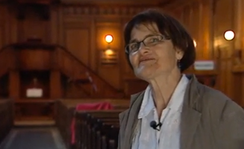 "Marianne Seckel, Pasteure de l'Eglise Protestante, favorable au ""mariage gay"""