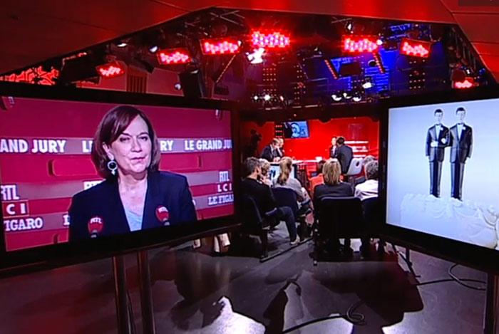 """INVITÉE RTL - GPA : """"Les loueurs de ventre n'ont pas à venir en France"""", dit Laurence Rossignol"""