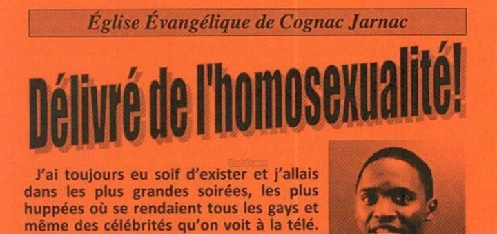 Les auteurs d'un tract homophobe appelés à comparaitre devant le tribunal Correctionnel d'Angoulême