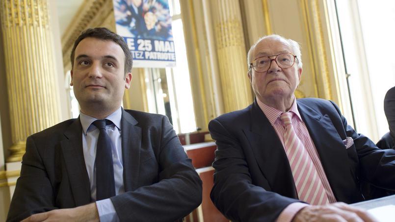"""Jean-Marie Le Pen annonce : une formation collatérale pour libérer le FN """"de M. Philippot et de ses mignons"""""""
