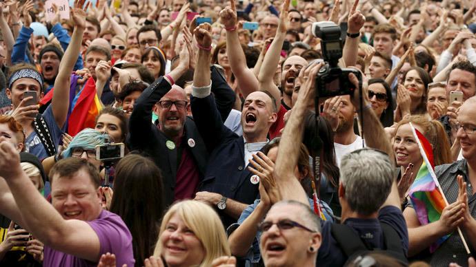 Mariage pour tous : Après le «oui» des Irlandais, le débat repart en Allemagne
