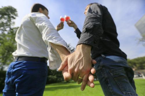Mariage pour tous dans le Var et Côte d'Azur : Les hommes plus enclin à franchir le pas