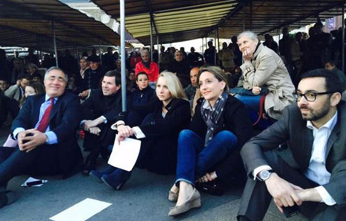 Marion Maréchal Le Pen invitée des Veilleurs de Versailles pour «dénoncer la GPA»