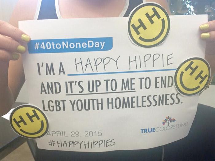 Miley Cyrus lance «The Happy Hippie Foundation» pour venir en aide aux jeunes LGBT et aux sans-abri