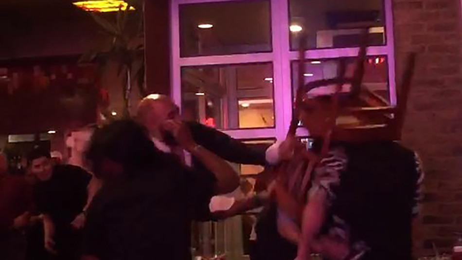 Un couple homosexuel agressé «à coups de chaise» dans un bar-restaurant new-yorkais