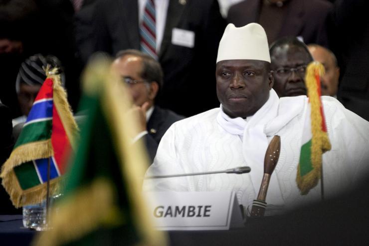 Les États-Unis dénoncent une «détérioration alarmante de la situation générale des droits de l'homme» en Gambie