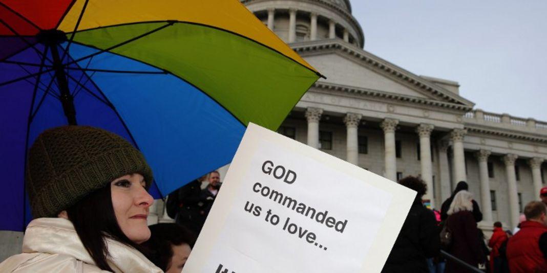 « Révolution sociale » : 60% des Américains en faveur du droit au mariage pour les couples gays