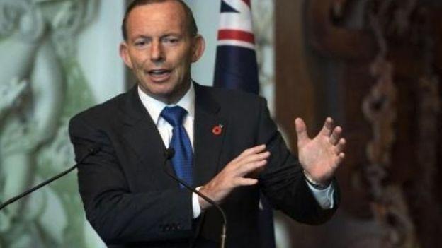 """72% des Australiens y sont favorables mais Tony Abbott reste contre un référendum sur le """"mariage gay"""""""