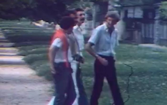 Ecce homo : Vivre son homosexualité, visibilité, amour et perception... en 1982 !
