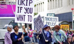 Le parti populiste britannique, banni de la Gay Pride pour des raisons de sécurité