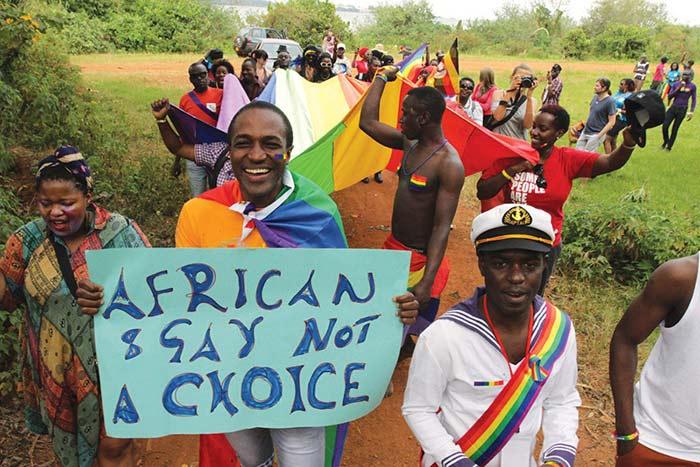 Selon un rapport de l'ASSAf : L'homosexualité est une variation naturelle de la sexualité