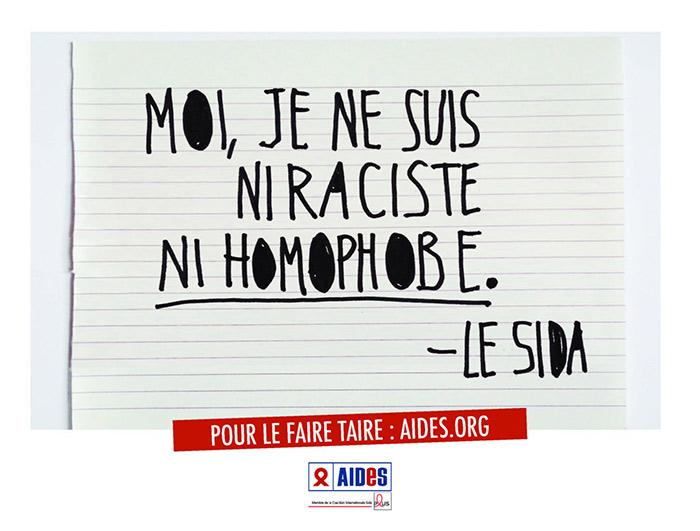 « Moi, le sida» : La nouvelle campagne de sensibilisation de AIDES