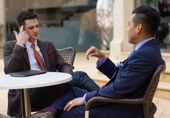 Selon une étude canadienne : les gays gagneraient moins que leurs collègues hétérosexuels.