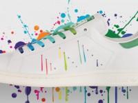 « Fiertés LGBT » : La « Stan Smith  » d'Adidas fait peau neuve pour devenir militante
