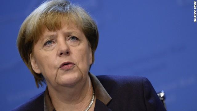 Allemagne : Angela Merkel en première ligne contre l'égalité des droits du mariage