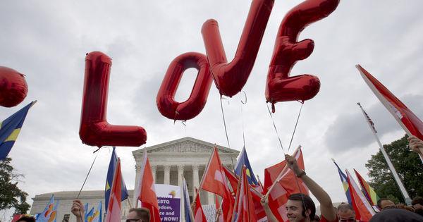 L'application effectif du mariage gay remise en question dans certains États américains