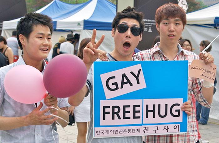 Malgré une interdiction prononcée par la police, les organisateurs maintiennent la gay pride de Séoul