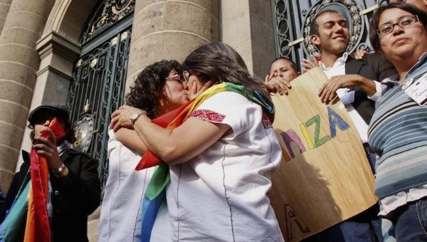 Le mariage pour tous bientôt autorisé dans tout le Mexique
