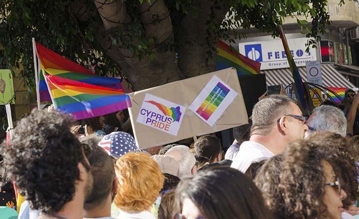 """Chypre : Des milliers de personnes pour célébrer la deuxième """"parade de la fierté"""""""