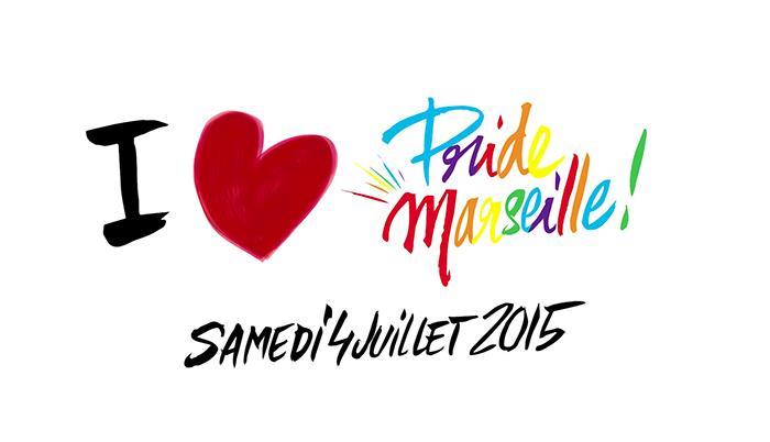 Entre 15 et 20 000 personnes attendues ce samedi, pour la 22e édition de la Pride Marseille