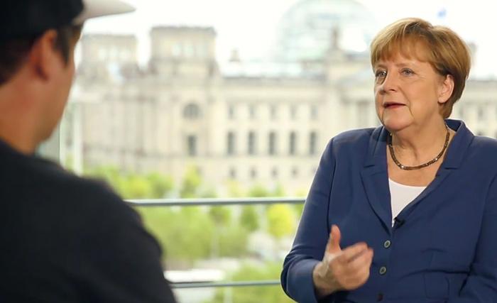 Angela Merkel : le mariage est réservé à un « un homme et une femme vivant ensemble »