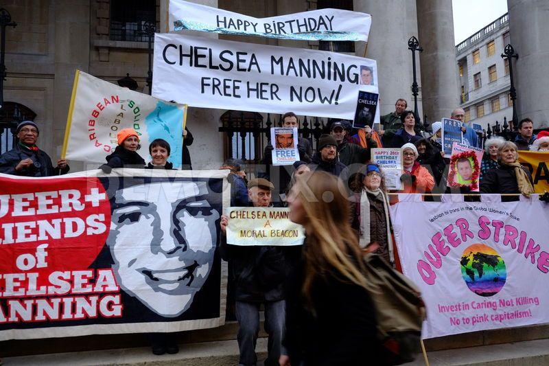 Chelsea Manning : portrait d'une femme transgenre dans une prison pour homme