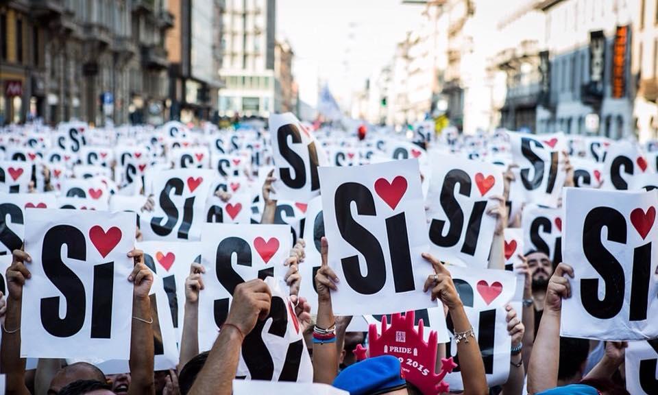 Condamnation de l'Italie par la CEDH : Les couples homosexuels doivent pouvoir s'unir civilement