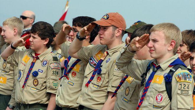 Fin de l'interdiction de recruter des homosexuels dans les équipes d'encadrement des scouts américains