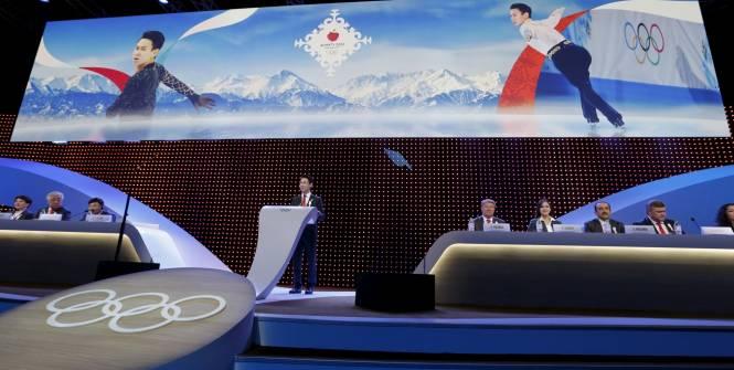 JO-2022 : les droits de l'Homme, question brûlante pour Pékin comme Almaty