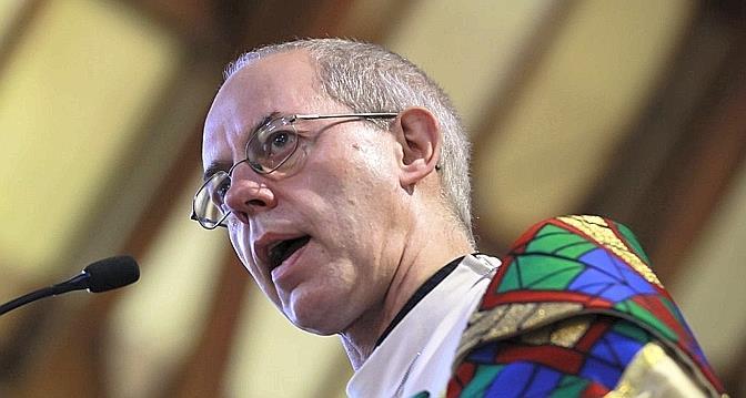 Mariage pour tous : Justin Welby, archevêque de Cantorbéry, soucieux pour la Communion anglicane