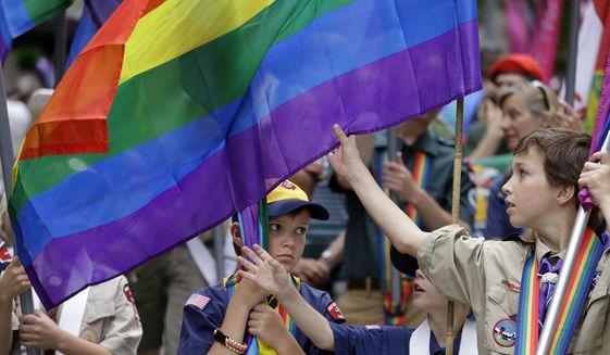 """Les homosexuels désormais acceptés dans les équipes d'encadrements des """"Boy Scouts of America"""""""
