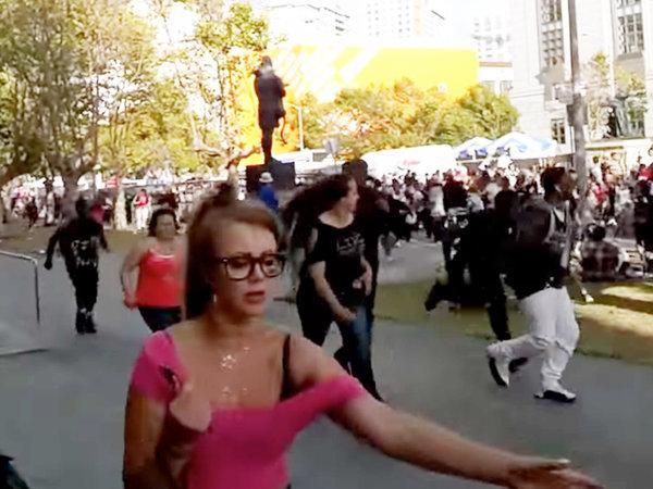 Mouvement de panique à San Francisco : 4 coups de feu en marge de la Gay Pride