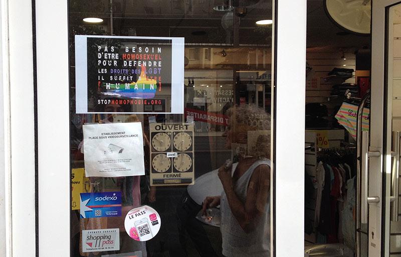 Hétéro-solidarité : Les commerçants s'engagent à nos côtés