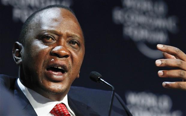 Les homosexuels ? Un « non-sujet » selon le président kényan avant la visite d'Obama