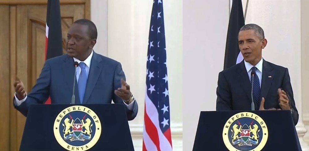 Vidéo. Kenya : Obama prend la défense des homosexuels malgré la contestation