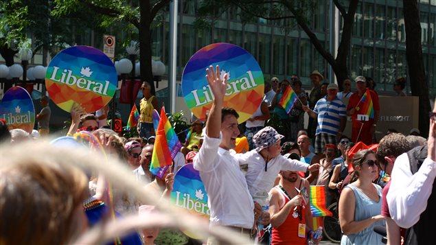 Photos. Plus de 200 000 personnes au défilé de la Fierté à Montréal