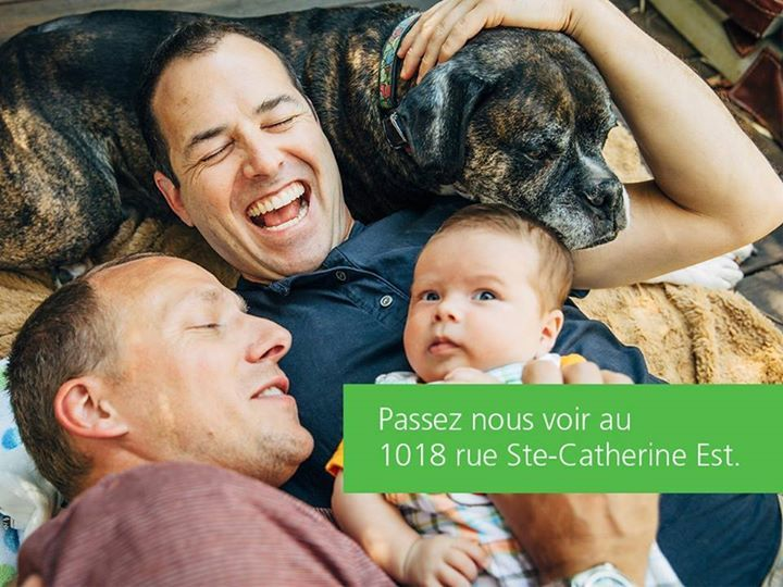 """Québec : Une publicité très """"friendly"""" pour la nouvelle succursale de la Banque TD dans le """"Village gai"""""""