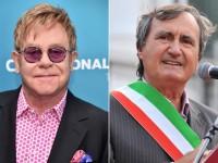 Coup de gueule d'Elton John contre le maire de Venise : ce «bigot fanatique» !
