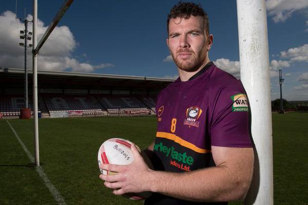 Rugby : Keegan Hirst, pilier au sein du club Batley, fait son coming-out