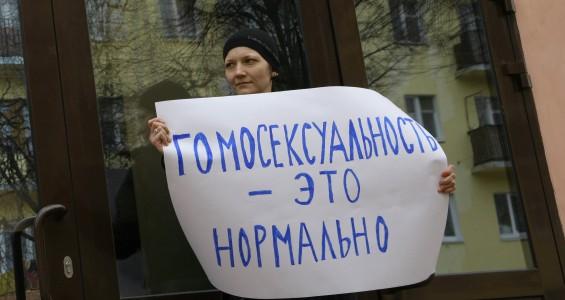 Irina Fedotova, célèbre militante LGBT russe, aurait demandé l'asile politique au Luxembourg
