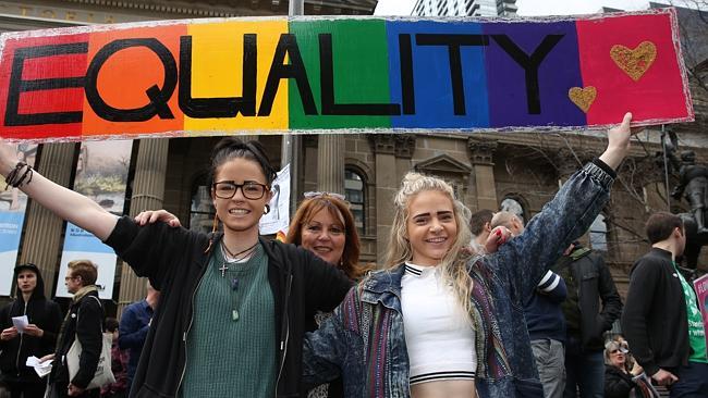 Un nouveau projet de loi pour légaliser le mariage pour tous en Australie