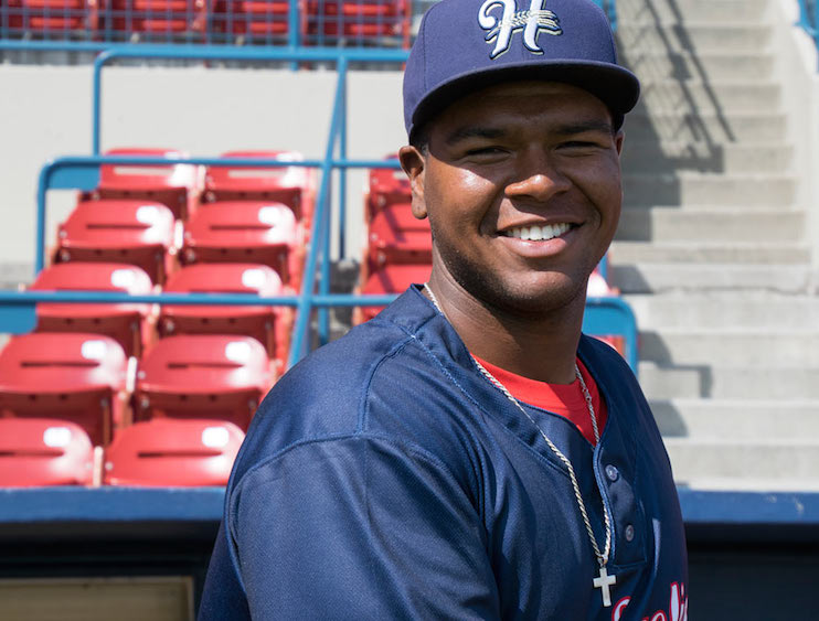 David Denson, premier coming-out de l'histoire du baseball professionnel