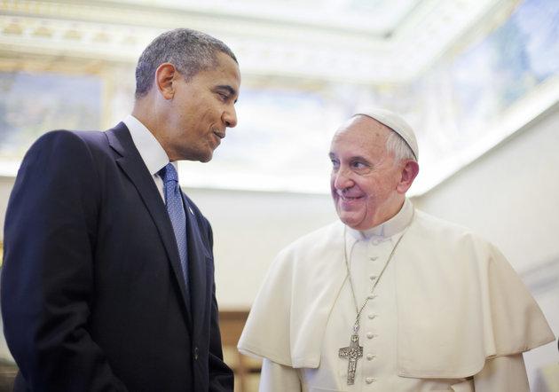 """""""Venez et vous verrez"""" : Des homosexuels catholiques américains invitent le pape"""