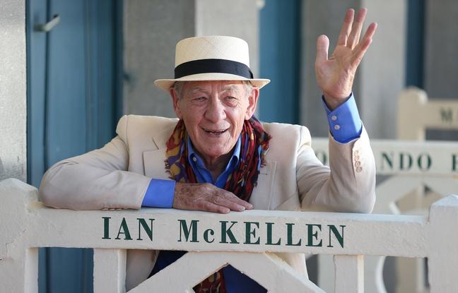 « Je suis Gandalf et Magneto, faut vous y faire ! » : Sir Ian McKellen honoré à Deauville