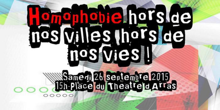 Arras : Artogalion appelle à un rassemblement, après deux agressions homophobes