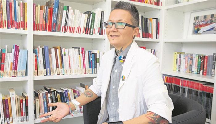 Entrevue : La militante LGBT russe Irina Fedotova a demandé l'asile politique au Luxembourg