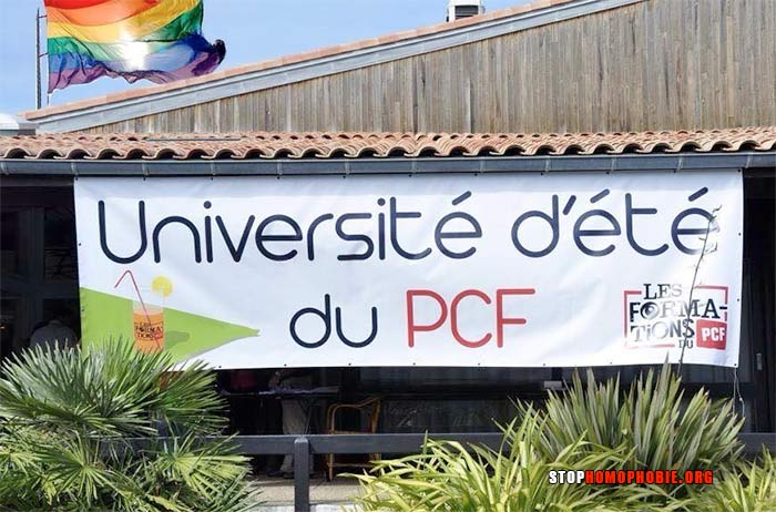 Université d'été : La question LGBT, « une des priorités » du PCF