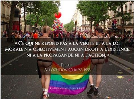Plainte contre un candidat FN pour incitation homophobe