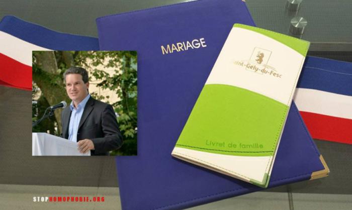 Saint-Gély-du-Fesc : Quand un élu signataire de la charte LMPT marie un couple homosexuel