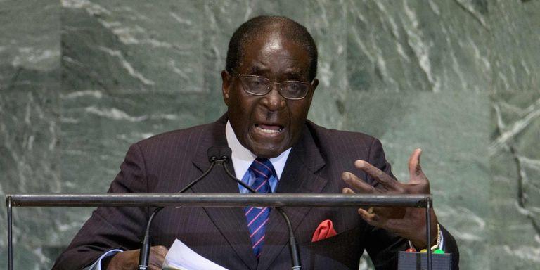 """Vidéo. Robert Mugabe à l'ONU : Au Zimbabwe, """"nous ne sommes pas gays"""""""